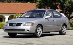 2006 Nissan Sentra 1.8 S  SC