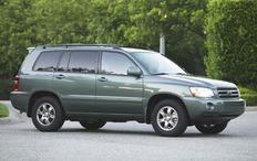 2004 Toyota Highlander BASE  SC