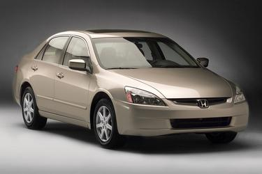 2004 Honda Accord EX V-6  SC
