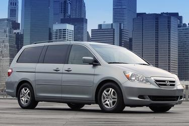 2006 Honda Odyssey 5DR EX AT
