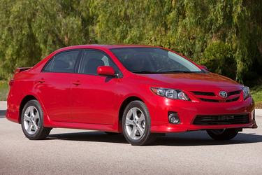 2013 Toyota Corolla 4DR SDN AUTO L