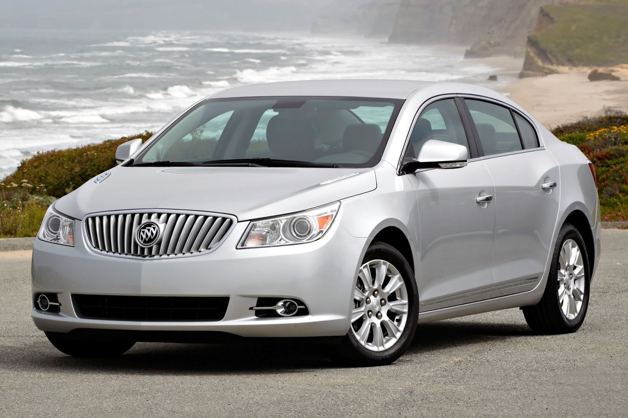 Nissan Rogue And Murano Comparison Pre-Owned 2012 Buick LaCrosse Premium 1 Group PN1030