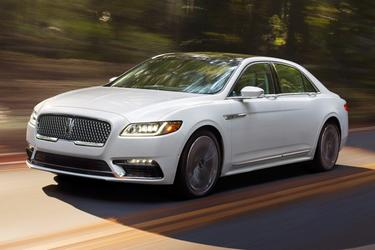 2017 Lincoln Continental SELECT  NC