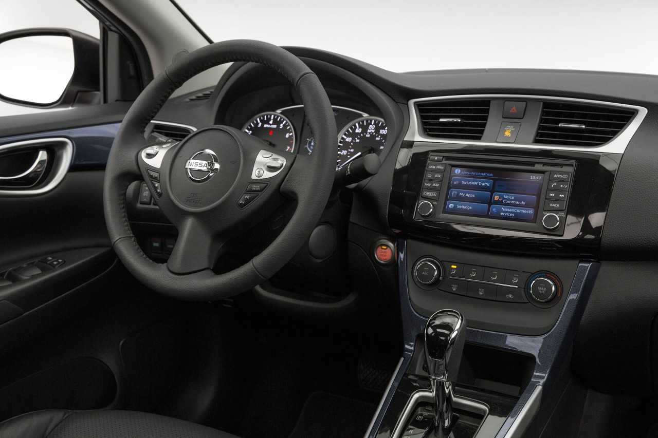 New nissan sentra in cleveland oh pa2379 2016 nissan sentra sr cleveland oh vanachro Image collections