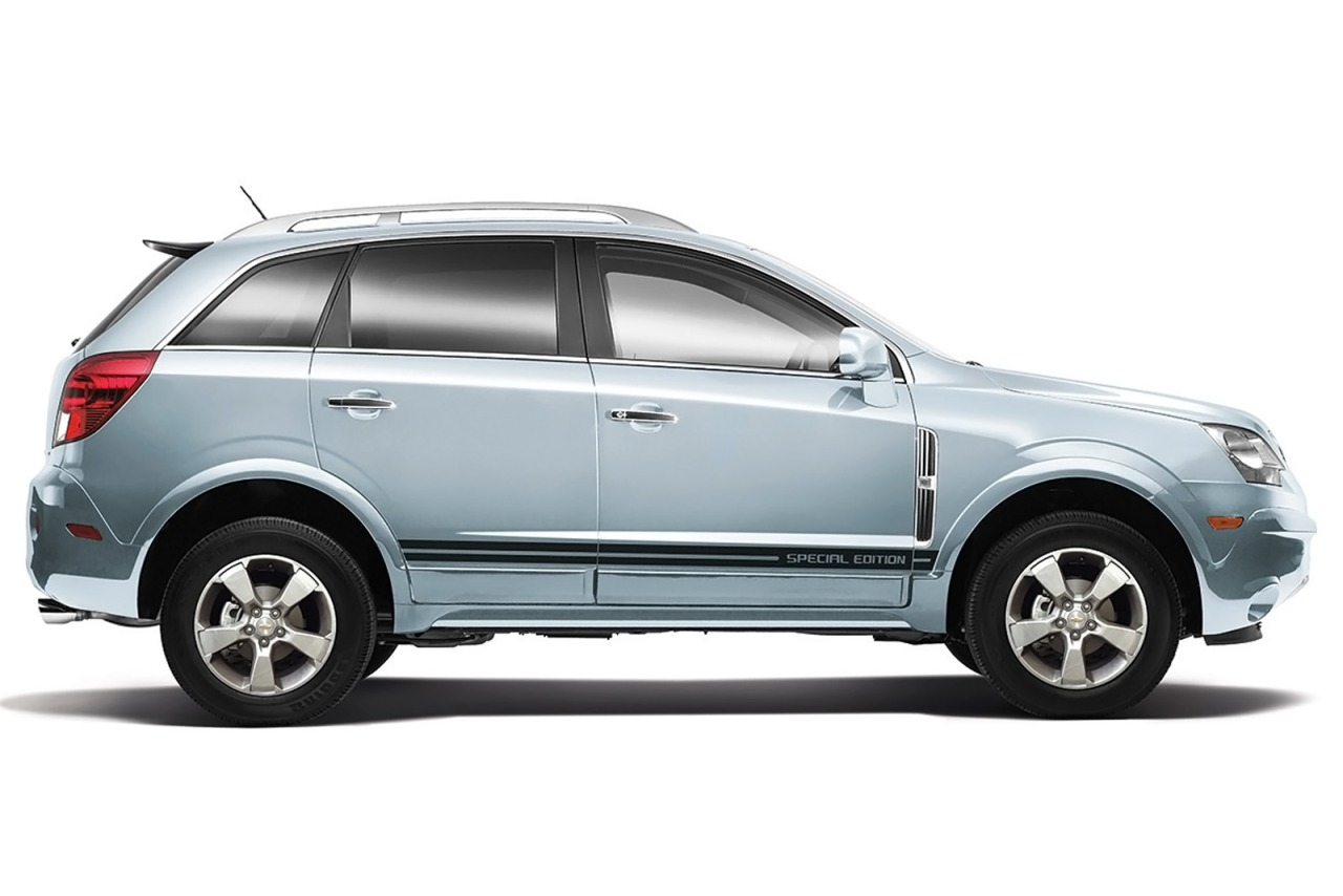 Pre-Owned Chevrolet Captiva Sport Fleet in GOLDSBORO NC | 77815A