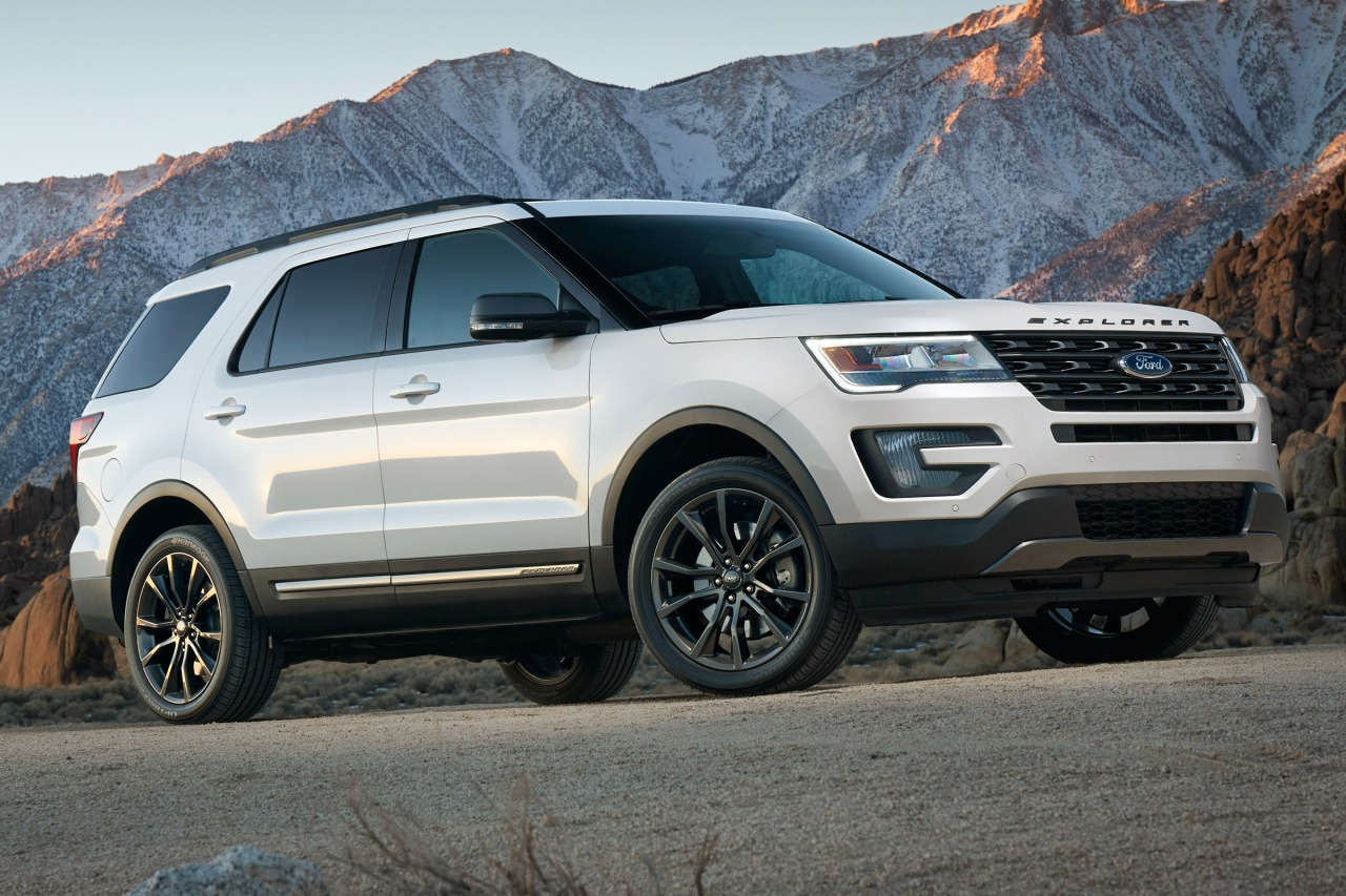 New Ford Explorer In Manassas Va 173054