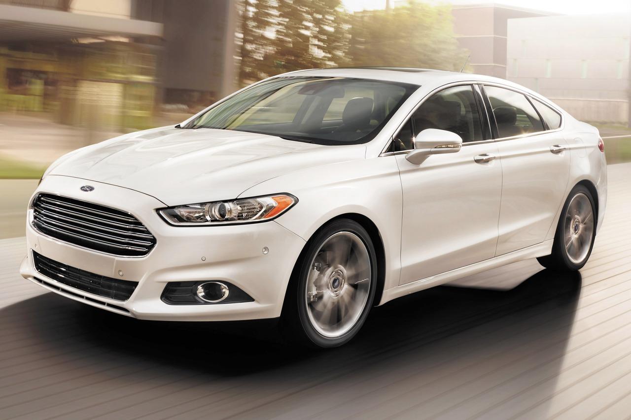 New Ford Fusion in Manassas VA  171605