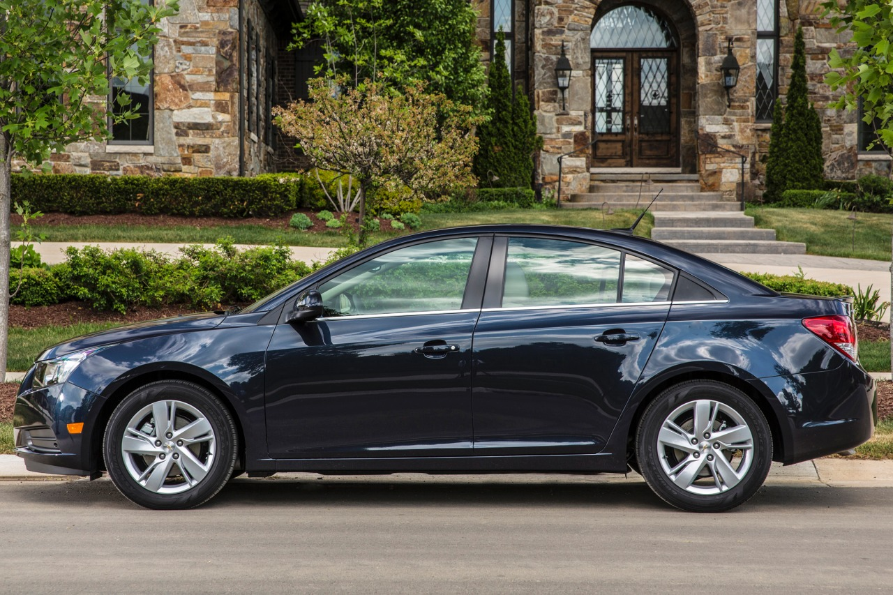 Pre-Owned Chevrolet Cruze in Rocky Mt NC | CJ43921A