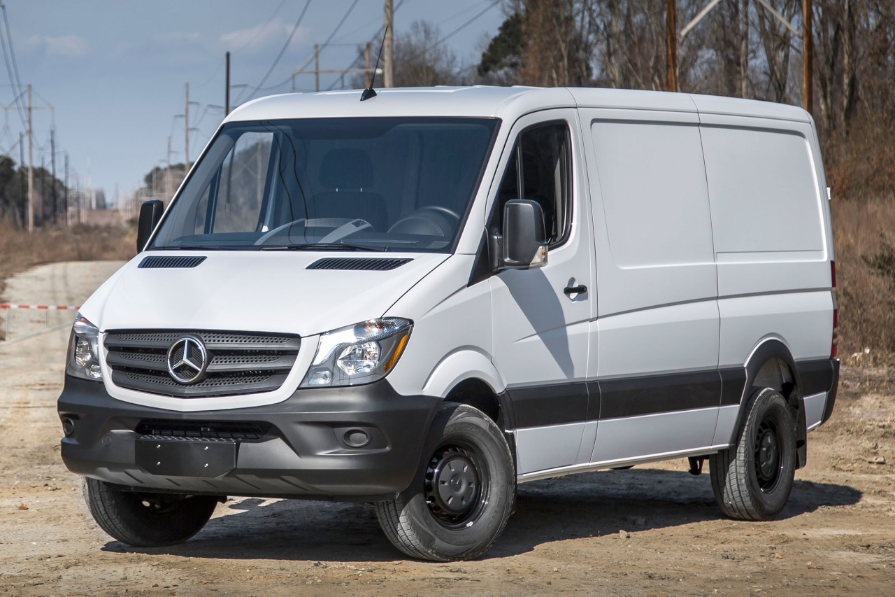 New 2016 Mercedes Benz Sprinter Cargo Vans Gs1685