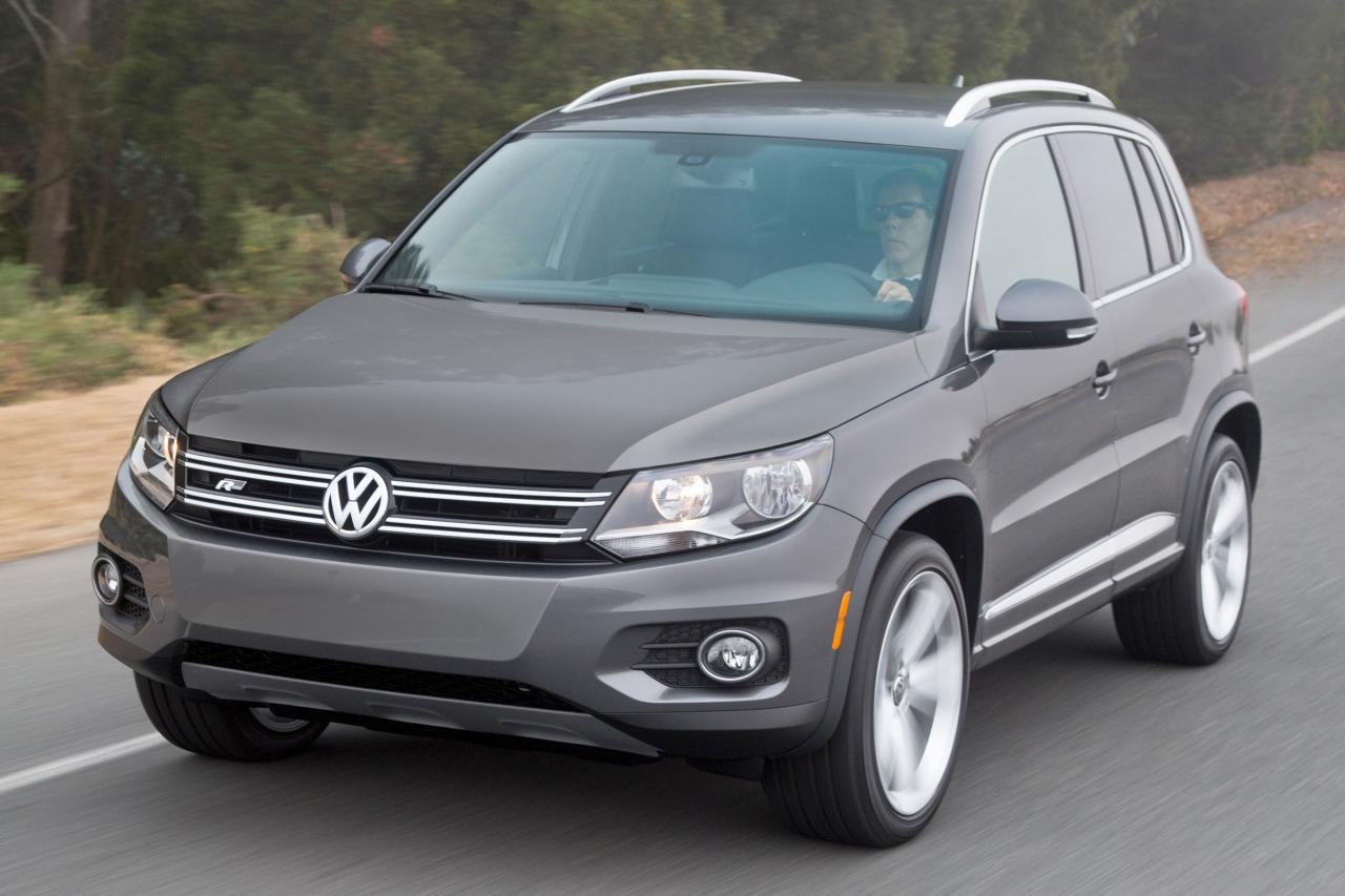 New 2016 Volkswagen Tiguan SEL 4D Sport Utility in Murfreesboro ...