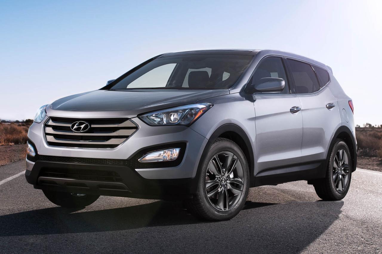 Pre-Owned 2013 Hyundai Santa Fe Sport