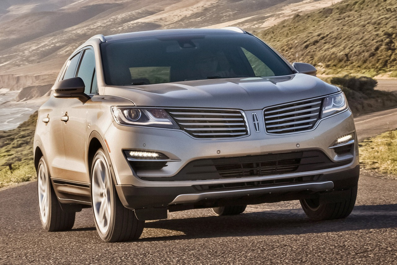 New 2017 Lincoln MKC Reserve DLL20664