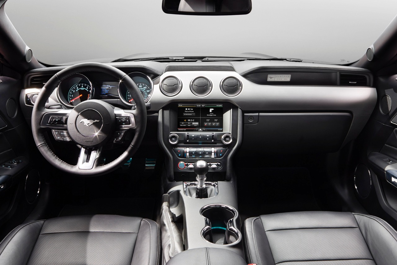 2017 ford mustang gt premium manassas va - The All New Ford Mustang Gt