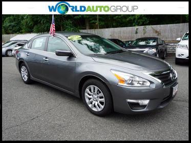 2015 Nissan Altima 2.5 2.5 4dr Sedan Lakewood Township NJ