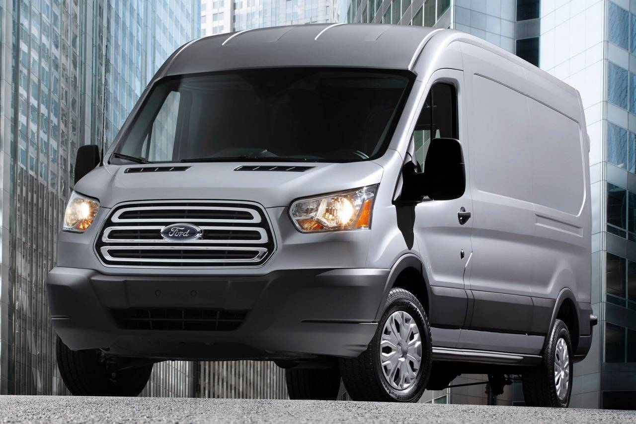 New 2017 Ford Transit Cargo Base 66282