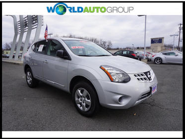 2015 Nissan Rogue Select S AWD S 4dr Crossover Springfield NJ