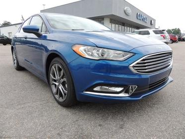2017 Ford Fusion S Rocky Mt NC