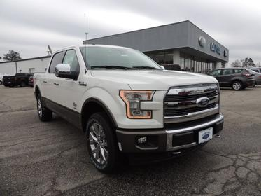 2017 Ford F-150 KING RANCH Rocky Mt NC