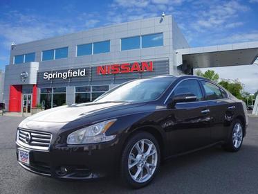 2014 Nissan Maxima 3.5 SV W/PREMIUM PKG 3.5 SV 4dr Sedan Springfield NJ