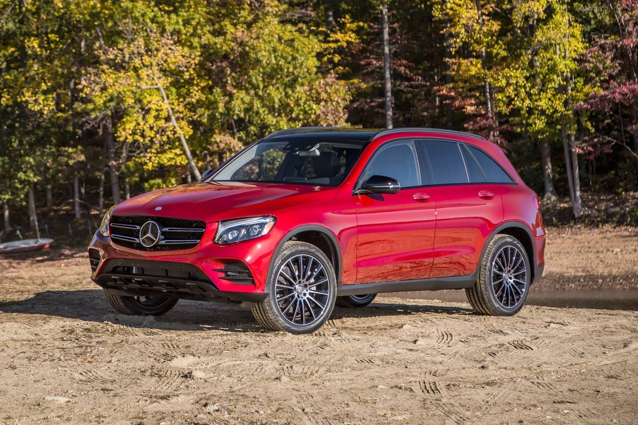 New mercedes benz glc in greensboro nc g17643 for Mercedes benz glc 300 accessories