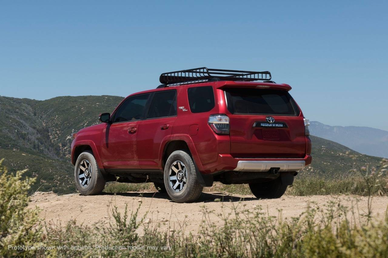 new 2017 toyota 4runner trd off road premium 27452. Black Bedroom Furniture Sets. Home Design Ideas