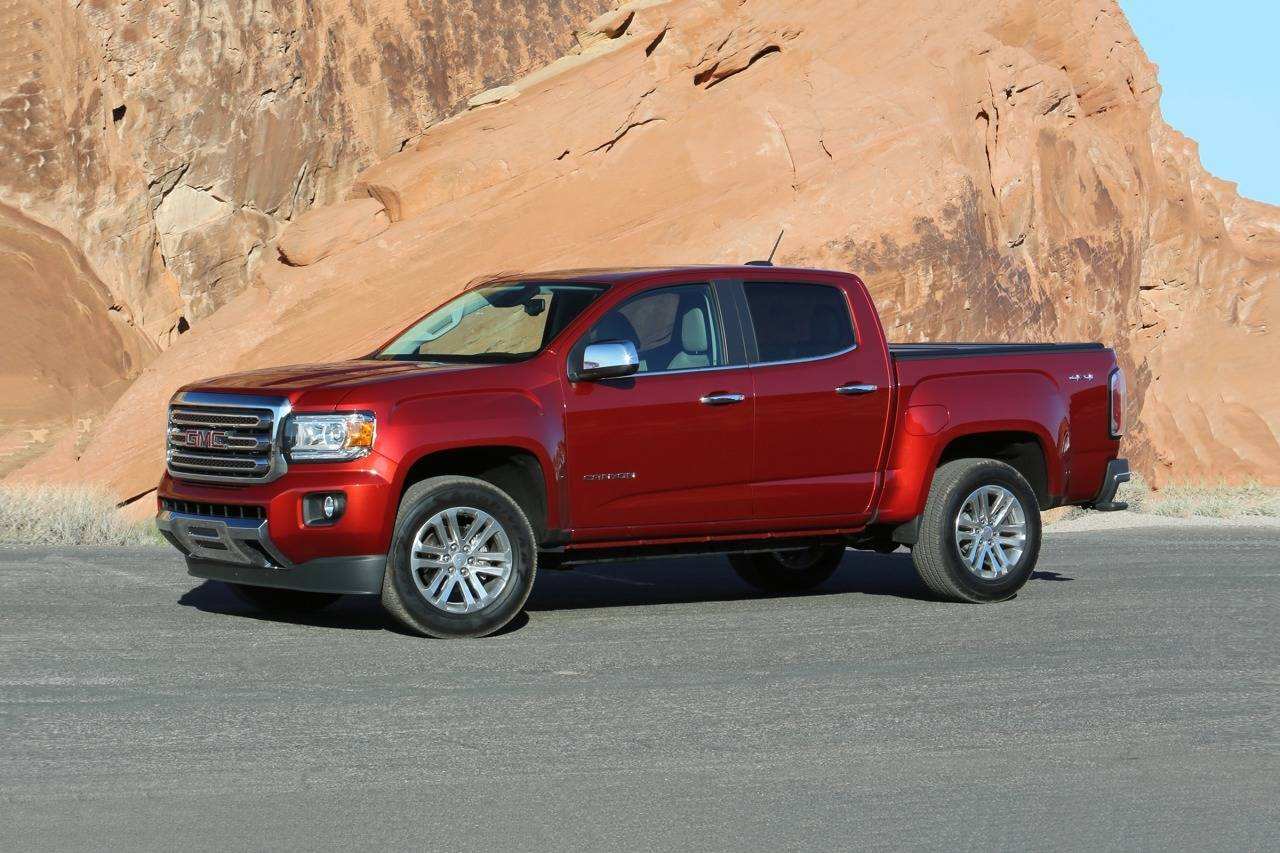 Pre Owned 2017 Gmc Canyon 4wd Crew Cab 128 3 Quot Denali 370363a