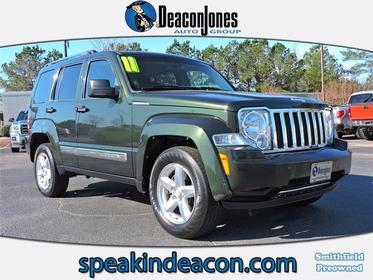 2011 Jeep Liberty LIMITED Sport Utility Clinton NC