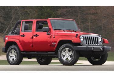 2015 Jeep Wrangler 4WD 2DR SPORT North Charleston SC
