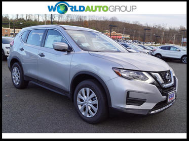 2017 Nissan Rogue S AWD S 4dr Crossover Denville NJ