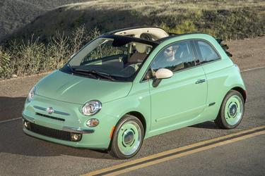 2015 FIAT 500  Hatchback Slide
