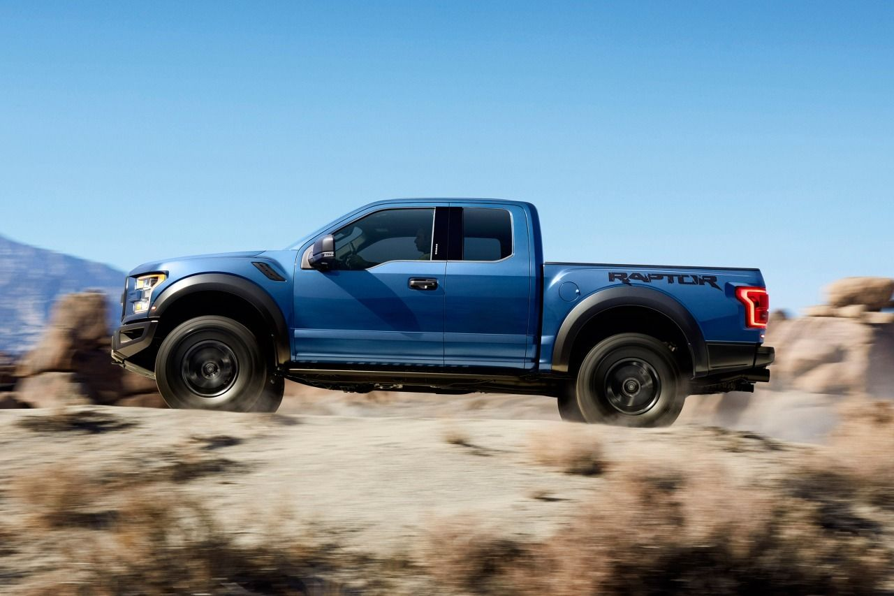 Capital Ford Raleigh >> New 2017 Ford F-150 Lariat 17T1339