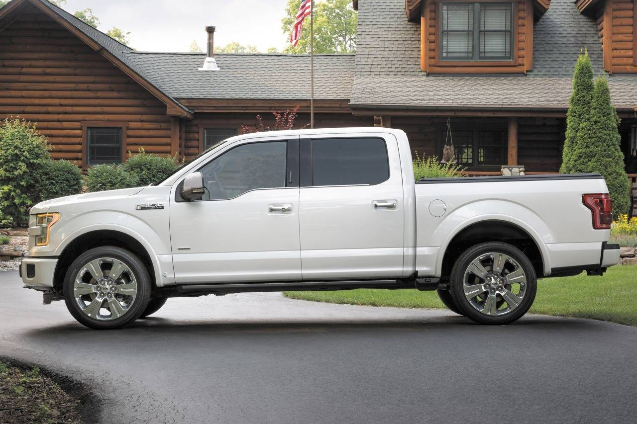 Are Ford F-150 parts diagrams available online?