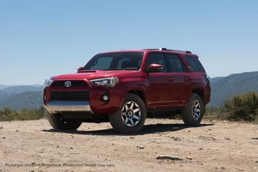 2017 Toyota 4Runner LIMITED LIMITED 4WD Sport Utility Merriam KS