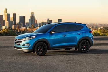 2017 Hyundai Tucson LIMITED Sport Utility Charlottesville VA