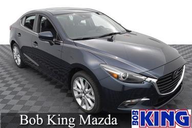 2017 Mazda Mazda3 4-Door GRAND TOURING Sedan Winston-Salem NC
