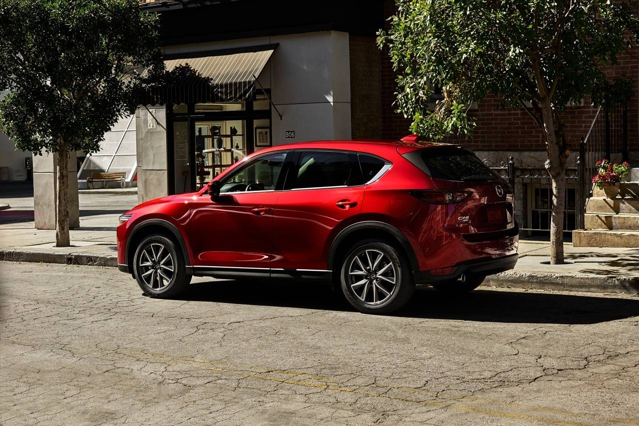 New 2017 Mazda Mazda Cx 5 Touring Z119091