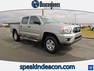2015 Toyota Tacoma PRERUNNER Crew Cab Pickup Clinton NC
