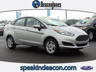 2017 Ford Fiesta SE SEDAN  NC