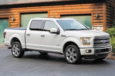 2017 Ford F-150 LIMITED Lexington NC