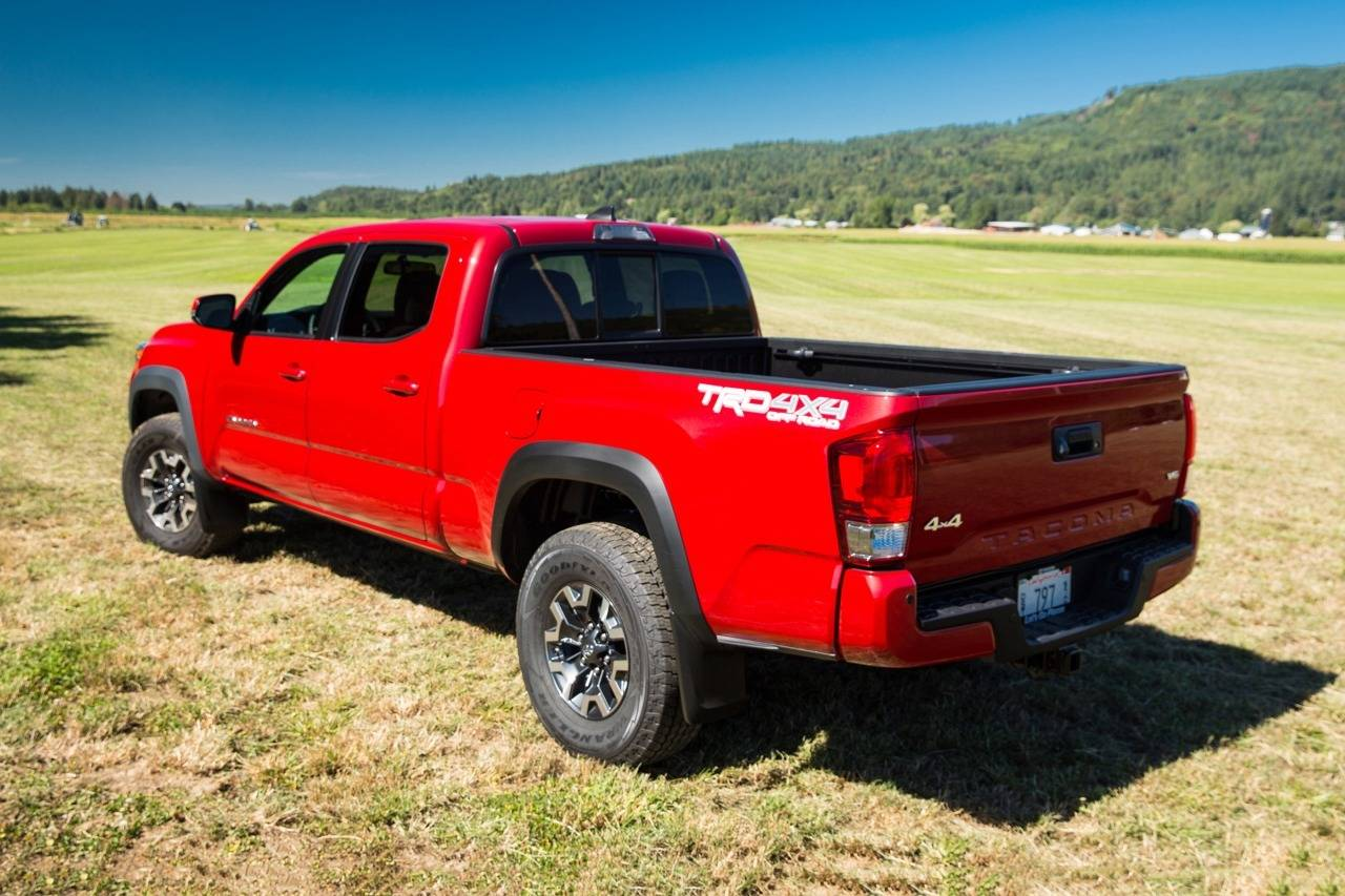 2018 toyota tacoma trd sport 4x4 long bed. Black Bedroom Furniture Sets. Home Design Ideas