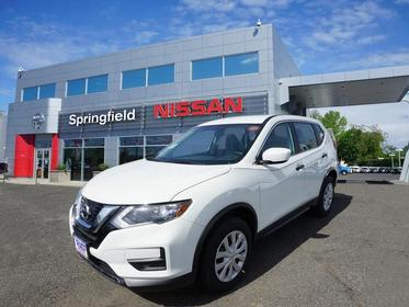 2017 Nissan Rogue S AWD S 4dr Crossover Springfield NJ