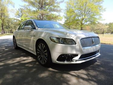 2017 Lincoln Continental SELECT Rocky Mount NC