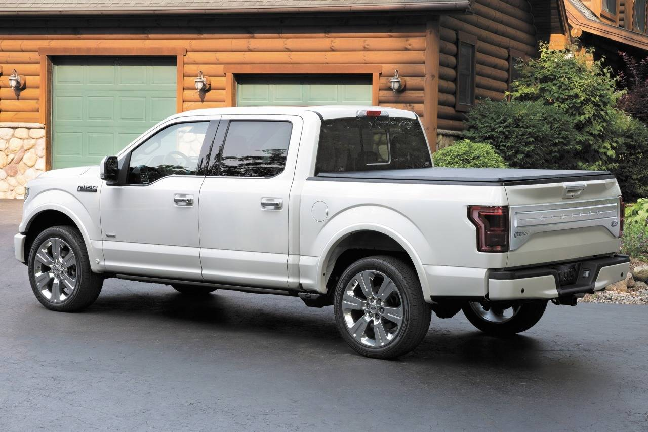 New 2017 Ford F 150 King Ranch 17t1335
