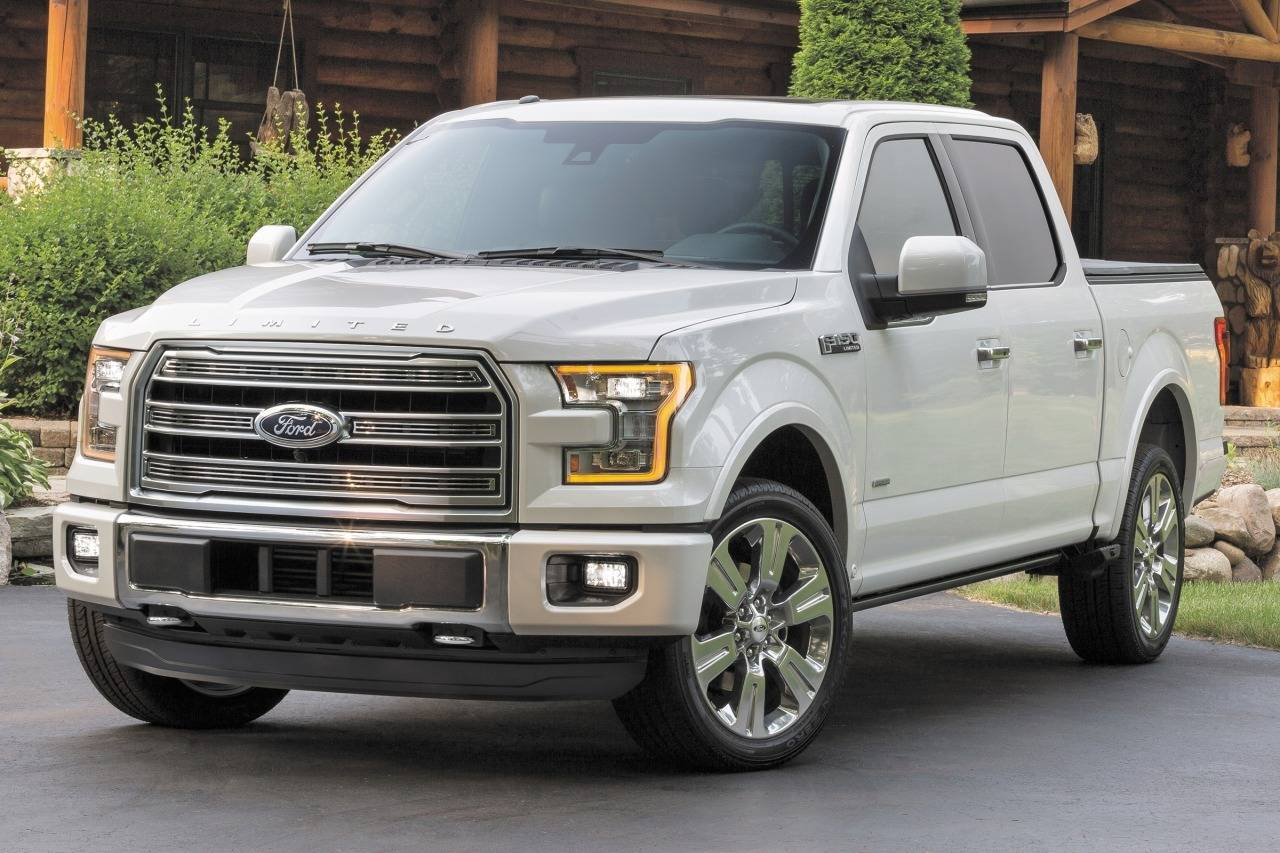 New 2017 Ford F-150 Lariat H3626