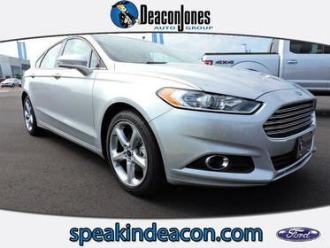 2016 Ford Fusion 4DR SDN SE FWD Greenville NC