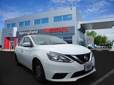 2017 Nissan Sentra S S 4dr Sedan CVT Springfield NJ