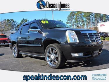 2007 Cadillac Escalade EXT 4DR SUV Crew Cab Pickup  NC
