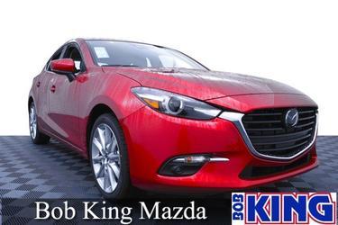 2017 Mazda Mazda3 5-Door GRAND TOURING Hatchback Winston-Salem NC