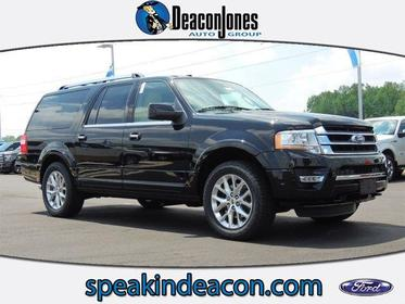 2017 Ford Expedition EL LIMITED 4X4 Goldsboro NC