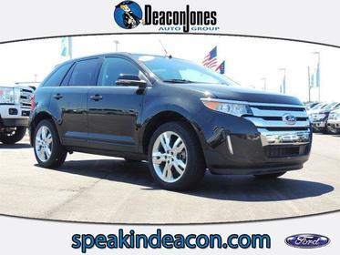 2014 Ford Edge 4DR LIMITED AWD Greenville NC